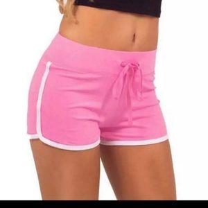 PINK 💞Medium Shorts
